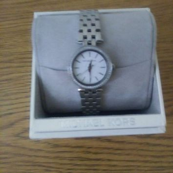 CREYDC0 Michael Kors Micheal Kors Darci MK3190 Wrist Watch for Women