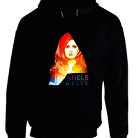 Adele Hello Fan Art Photo Cover So Beautiful ARF Hoodie