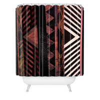 Deny Designs Biome Shower Curtain Brown Combo One Size For Men 23689624901