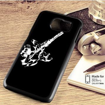 Clone Trooper Iverted Samsung Galaxy S4 S5 S6 Edge Plus S7 Edge Case Note 3 4 5 Edge Case