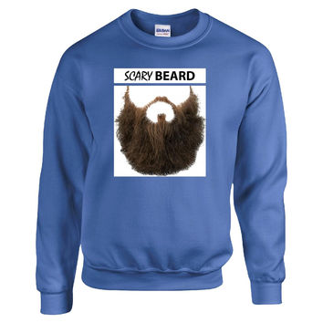 Scary Beard - Sweatshirt