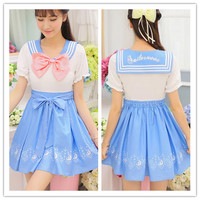 Sailor Moon Usagi Cute Sailor Dress SP152922 from SpreePicky