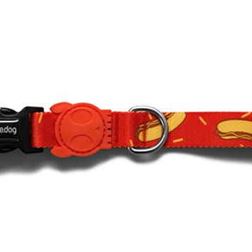Hot Dog | Dog Collar