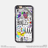 The Beatles Music Poster All you need is Love iPhone 6 6Plus case iPhone 5s case iPhone 5C case 490