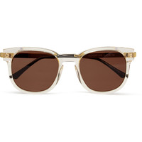 Thierry Lasry - Authority D-Frame Acetate Sunglasses | MR PORTER