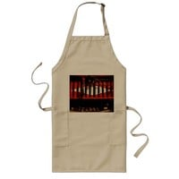 Cow Catcher Long Apron