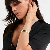 Chain Cuff Bracelet   Urban Outfitters