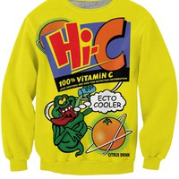 Ecto Cooler Crewneck Sweatshirt *Ready to Ship*