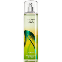 Coconut Lime Breeze Fine Fragrance Mist - Signature Collection | Bath And Body Works