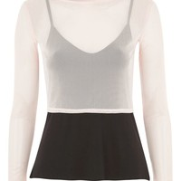 **Camisole Layer Blouse by Glamorous - New In This Week - New In