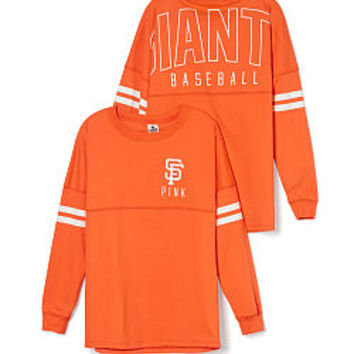 San Francisco Giants Varsity Crew - PINK - Victoria's Secret