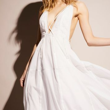 Free People Dana's Limited Edition White Gown