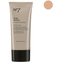 Boots No7 Dual Action Tinted Moisturizer SPF15 | Ulta Beauty