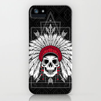 Southern Death Cult iPhone & iPod Case by Chobopop