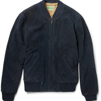 Levi's Vintage Clothing 1960s Suede Bomber Jacket | MR PORTER