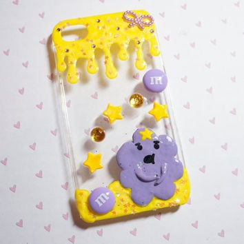 LSP adventure time iphone 4 decoden case by madikawaii on Etsy