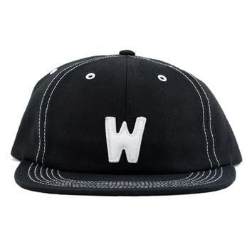 Raised by Wolves Jarry Polo Cap Black
