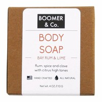 Bay Rum & Lime Soap Bar
