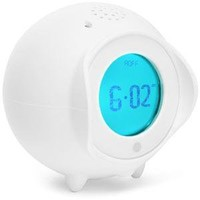 ThinkGeek :: Tocky Rolling Ball Alarm Clock