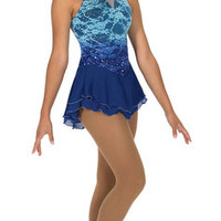 Jerry's Figure Skating Dress 238 - Take A Dip