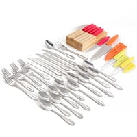 Walmart: Gibson Home Fairfield Plus 36-Piece Flatware Set