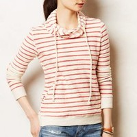 Mendocino Pullover by Sunday in Brooklyn Red Motif