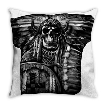 1519837021146 trimmed Throw Pillow