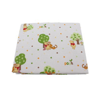 Disney Winnie Pooh Fitted Crib Sheet