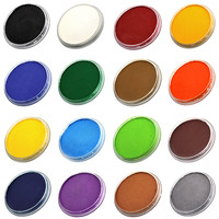 OPHIR Rainbow Body Face Paint Kids Makeup Painting Pigment 30g/set Multicolor Series Body Art for Halloween _RT009