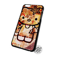 Obey Hello Kitty Cell Phones Cases For iPhone, iPad, iPod, Samsung Galaxy, Note, Htc, Blackberry