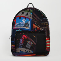 City that Never Sleeps-NYC Backpack by audrey_ross