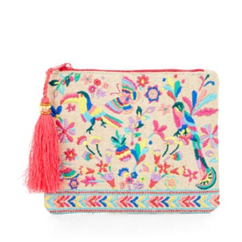 Havana Parrot Purse | Multi | Accessorize