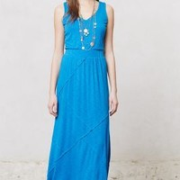 Sapphire Day Dress by Dolan Blue Motif L Dresses
