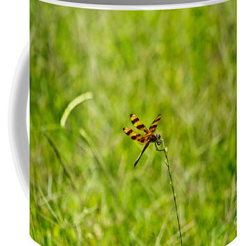 Pennant Dragonfly Coffee Mug