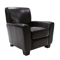 Michael Anthony Furniture Nadiana Pushback Recliner, Max Coffee