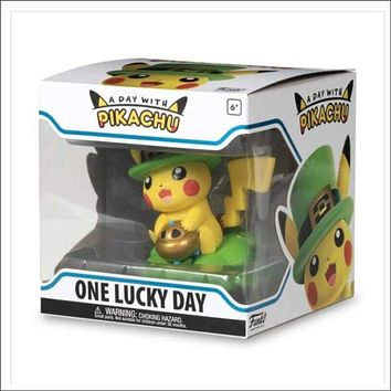 A Day with Pikachu: One Lucky Day Funko Figure