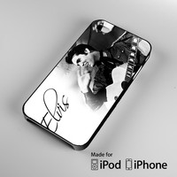 Elvis Presley iPhone 4S 5S 5C 6 6Plus, iPod 4 5, LG G2 G3, Sony Z2 Case