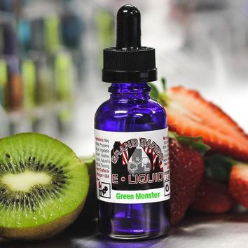 """Green Monster"" Vape Juice"
