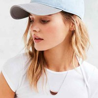 Reason Chambray Washed Baseball Hat