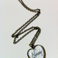Always - Harry Potter - Deathly Hallows Necklace