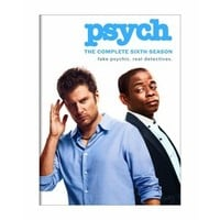Psych: The Complete Sixth Season (4 Discs)