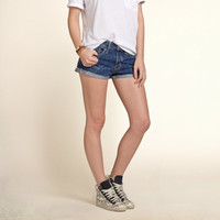 Hollister Low-Rise Boyfriend Shorts