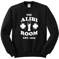 "Shameless TV Show ""The Alibi Room"" Crewneck Sweatshirt"