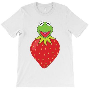 Kermit Strawberry T-Shirt