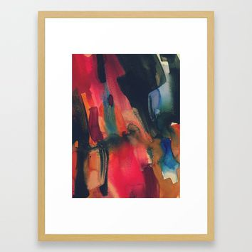 Fusion Framed Art Print by duckyb