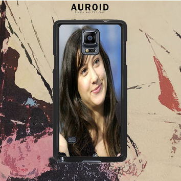 Vanessa Carlton Smile Samsung Galaxy Note 3 Case Auroid