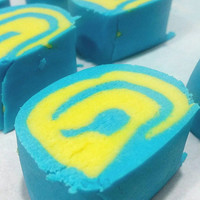 Blueberry Lemon Bubble Bar