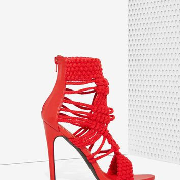 Privileged Lexie Crochet Heel