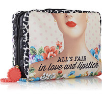 LePout Cosmetic Bag - Love And Lipstick