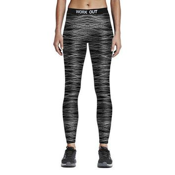 PEAPON Women Sporting Fitness Leggings Hot Digital Printed Work Out Stretchy Leggings Elastic Waist Ankle Length Ropa Deporte Mujer 75Z